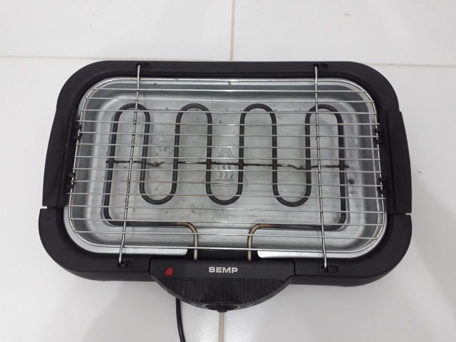 Churrasqueira eletrica . - Foto 3