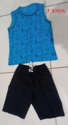 vendo roupas menino - Foto 5