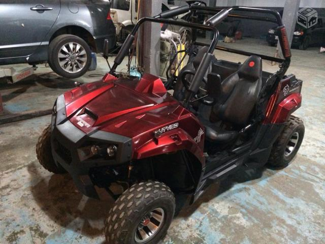 MINI BUGGY SMART CROSS 150CC