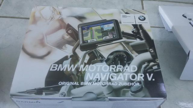 gps bmw motorrad navigator v 2017 motos rio comprido. Black Bedroom Furniture Sets. Home Design Ideas