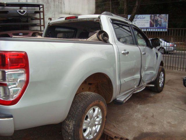 Sucata Ford Ranger Xlt 2.5 Flex 2013 - Foto 4