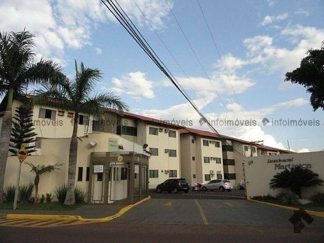 Apartamento residencial Martinica - Atras do mercado Smaniotto coronel antonino
