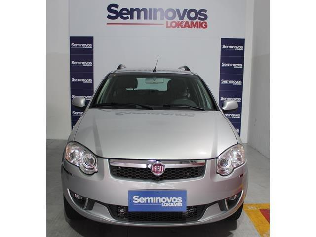 Fiat Palio 2015/2016 1.4 Mpi Attractive Weekend 8v Flex 4p Manual