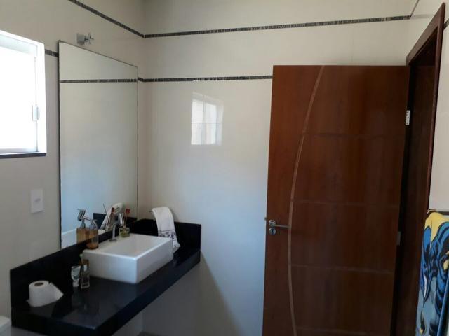 Linda casa no Setor de Mansões de Sobradinho, aceita casa no Rk - Foto 7