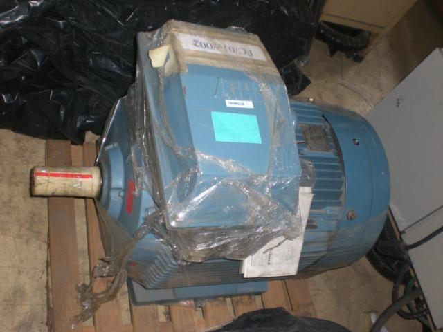 Motor elétrico 85 CV Novo 1778 RPM 380v ABB Motors