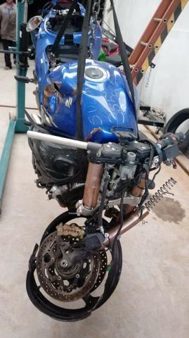 Moto Para Retiradas De Peças/sucata Suzuki Hayabusa 1300 Ano 2008 e 2016 - Foto 3