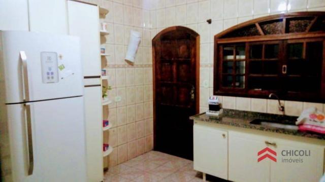 Casa com 3 dormitórios para alugar, 240 m² - parque ruth maria - vargem grande paulista/sp - Foto 2