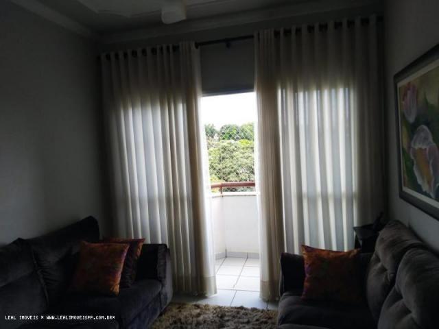 Apartamento para venda em presidente prudente, vila estadio, 2 dormitórios, 1 banheiro, 1 - Foto 6
