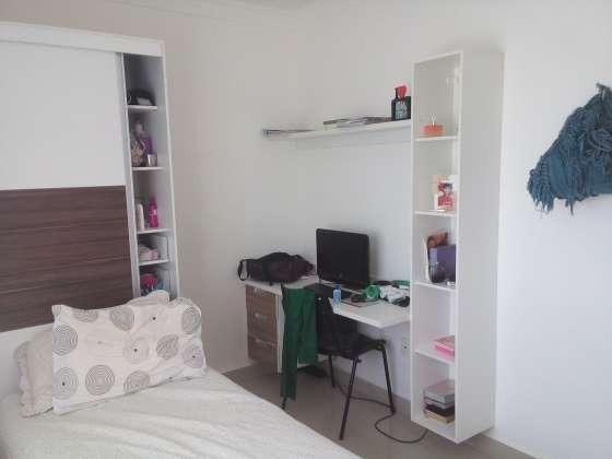 Excelente casa com ótimo acabamento em condomínio fechado com excelente área de lazer - Foto 6