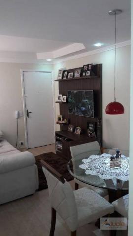 Apartamento com 2 dormitórios à venda, 50 m² - parque bandeirantes i (nova veneza) - sumar - Foto 15