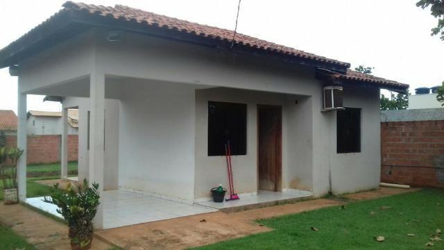 Alugo Casa Sagrada Familia R$599,99