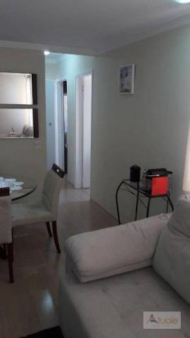 Apartamento com 2 dormitórios à venda, 50 m² - parque bandeirantes i (nova veneza) - sumar - Foto 17