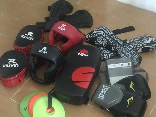 1d6ae16c7 Equipamento treino - Esportes e ginástica - Mangabeira