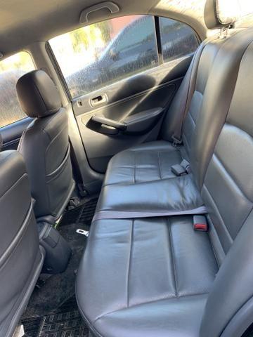 Honda Civic 1.7 automático azul - Foto 5