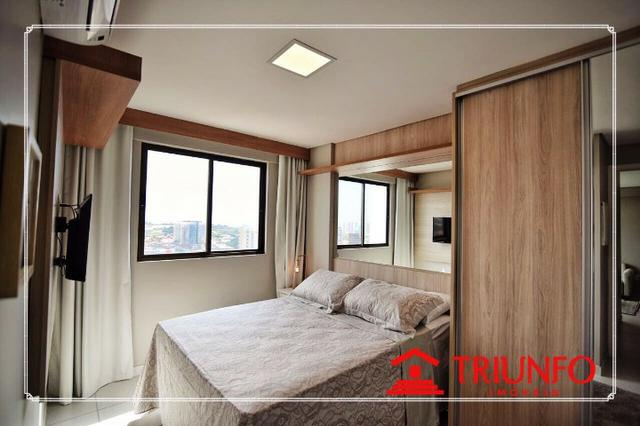 (EXR) Super condição de 65m²!!! Apartamento de 2 vagas com 3 quartos/1 suíte - Foto 4