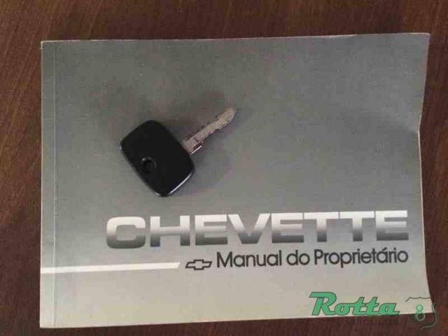 Chevette Junior 1.0 raridade com apenas 22.000km - Foto 15