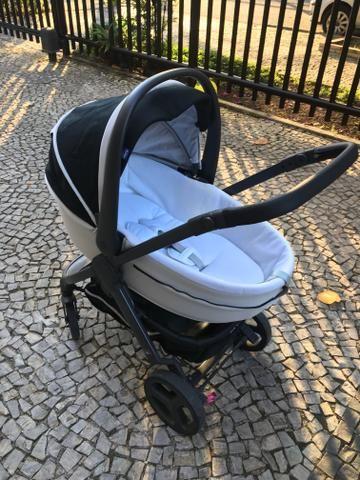 Carrinho de bebê - Trio Chicco Style Go - Foto 4