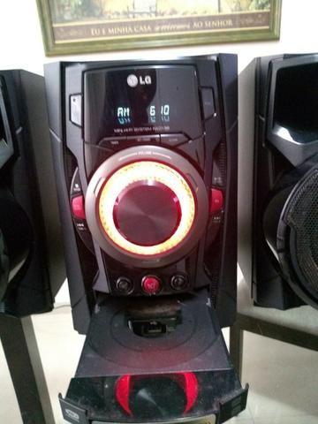 Mini System LG Rad 136 de 130w - Foto 2