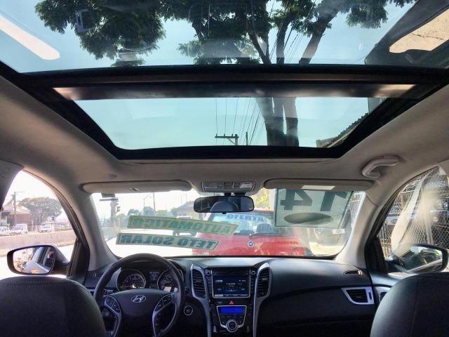 Hyundai i30 1.8 Top de linha Teto solar, Chave presença, Banco elétrico, ar digital - Foto 9