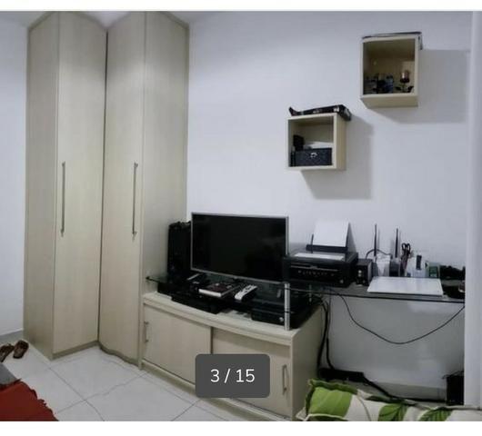 3/4 caji armários cond villa rica com armários nascente 155 mil - Foto 5