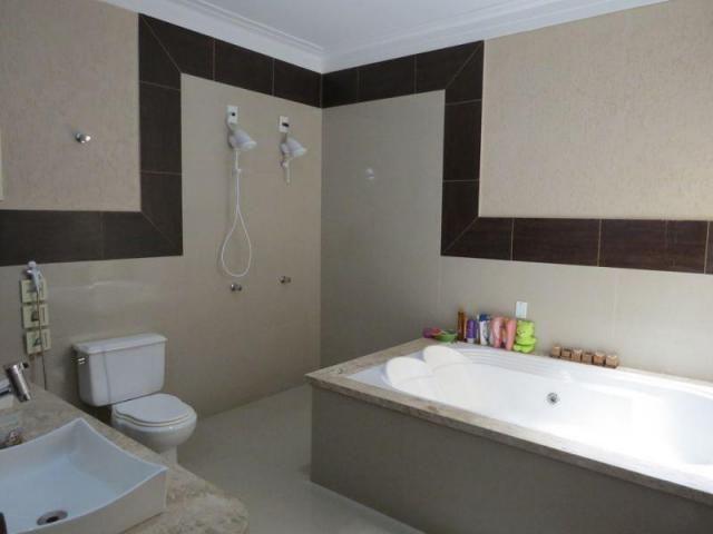 Casa a venda / condomínio jardim europa ii / 04 quartos / churrasqueira / aceita imóvel no - Foto 13