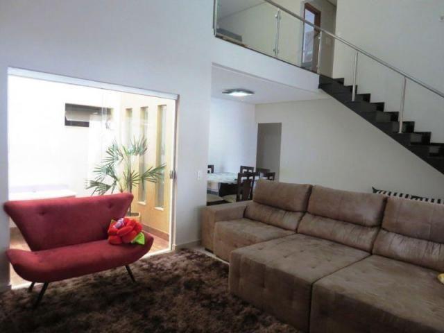 Casa a venda / condomínio jardim europa ii / 04 quartos / churrasqueira / aceita imóvel no - Foto 3
