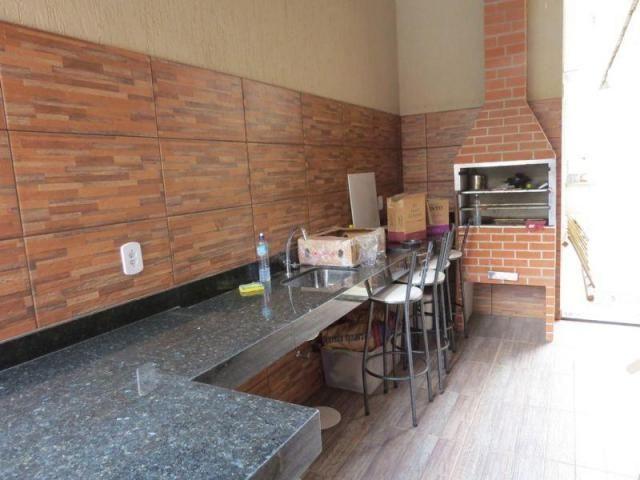 Casa a venda / condomínio jardim europa ii / 04 quartos / churrasqueira / aceita imóvel no - Foto 20