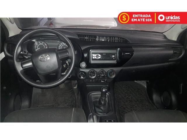 Toyota Hilux 2.8 std 4x4 cd 16v diesel 4p manual - Foto 7