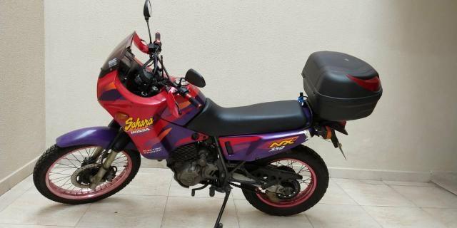 Honda Sahara 350cc 1997
