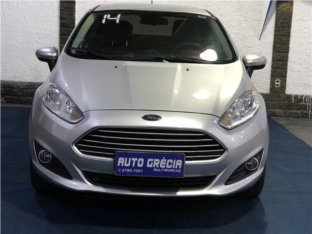 Ford New Fiesta Sedã PowerShift 1.6 2014