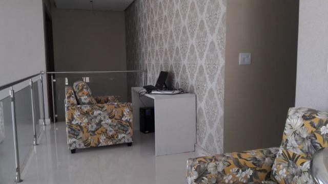 Casa duplex 5 suítes, 1/4 em Barra do Jacuípe Magnifica - Diária - Foto 10
