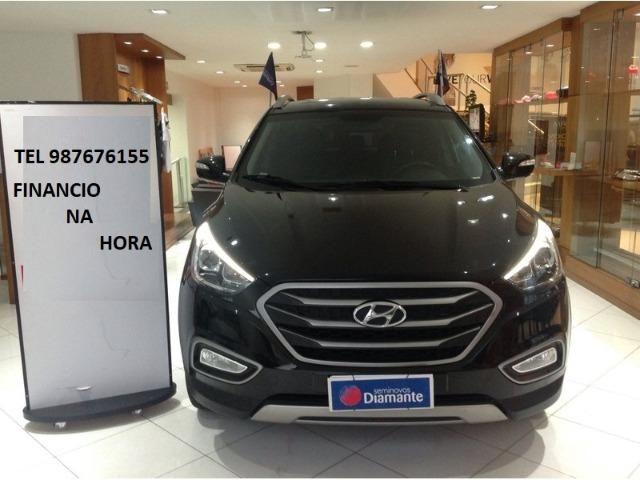 Hyundai Ix35 4x2 = Financiamento na hora - Foto 3
