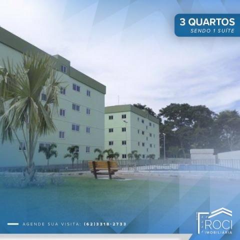 Apartamento com 3 quartos a venda em Anápolis - Foto 4