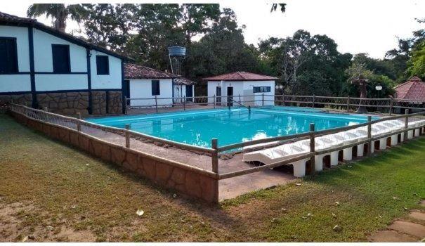 Terreno Marinas de Caldas as Margens do lago Corumbá em Condominio Fechado - Foto 3