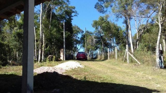 Chácara à venda, 6904 m², com 1 construção, loteamento areia branca dos nogueiras- mandiri - Foto 2