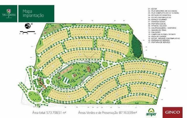 Terreno no Condomínio Villa Jardim à venda, 445 m² por R$ 235.000 - Vila Jardim