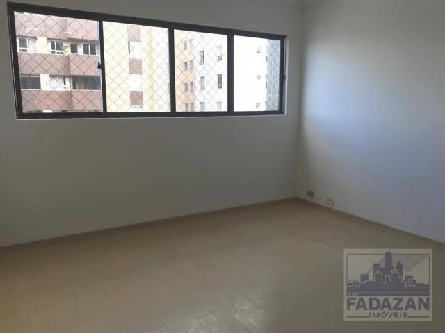 Apartamento para alugar, 87 m² por R$ 1.200,00/mês - Cristo Rei - Curitiba/PR - Foto 3