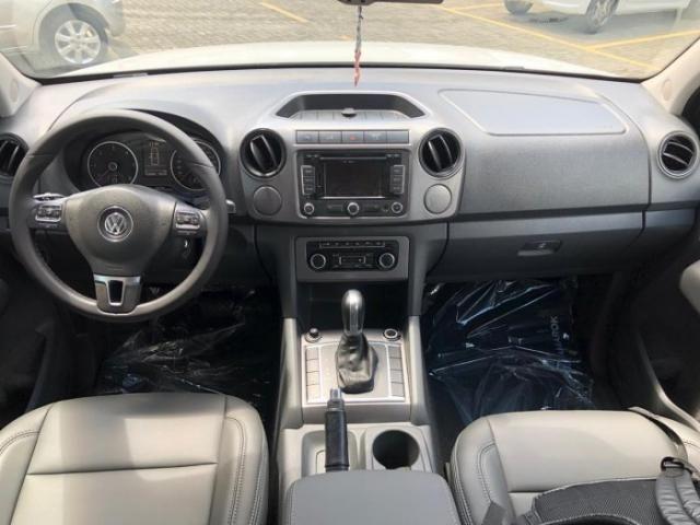 Volkswagen amarok 2015 2.0 highline 4x4 cd 16v turbo intercooler diesel 4p automÁtico - Foto 6