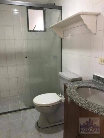 Apartamento para alugar, 87 m² por R$ 1.200,00/mês - Cristo Rei - Curitiba/PR - Foto 5