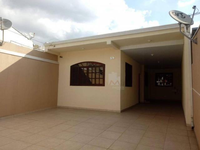 Casa com 1 dormitório para alugar, 40 m² por r$ 1.000,00/mês - pinheirinho - curitiba/pr - Foto 9