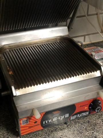 Mult Grill baby Platinum