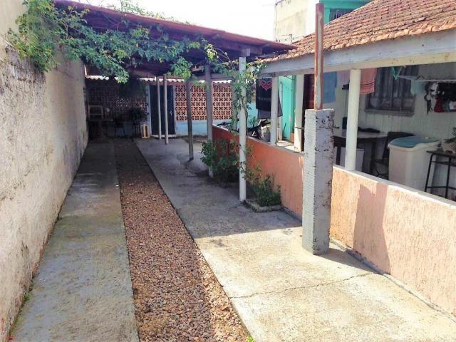 Casa residencial terreno 480 m² (12x40), com 3 casas, Rua Araruna, nº407, Pinheirinho. - Foto 4