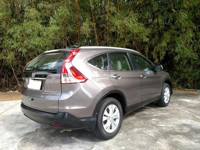 Honda cr-v EXS 2012  * consorcio - Foto 3