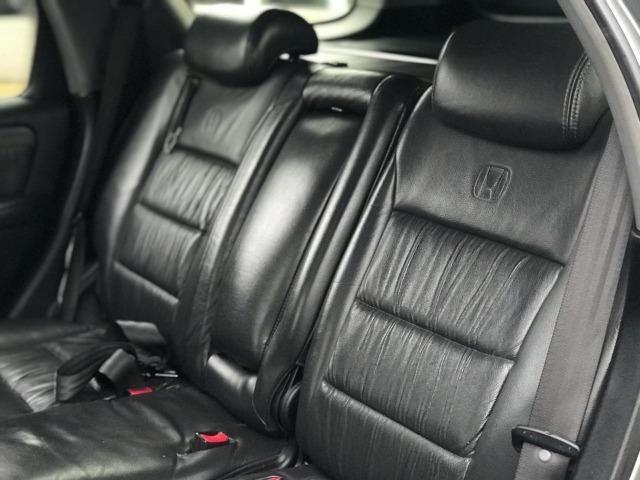 Honda Crv Exl 2.0 Automática Completa + Teto Solar + 4x4 Cor Cinza - Foto 11
