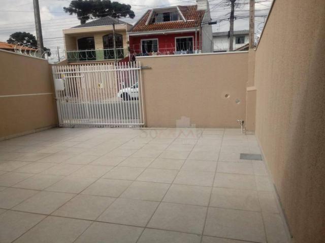 Casa com 1 dormitório para alugar, 40 m² por r$ 1.000,00/mês - pinheirinho - curitiba/pr - Foto 3