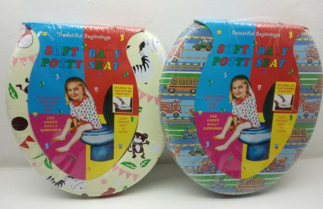 Assento Vaso Sanitário Infantil Redutor Acolchoado Espuma