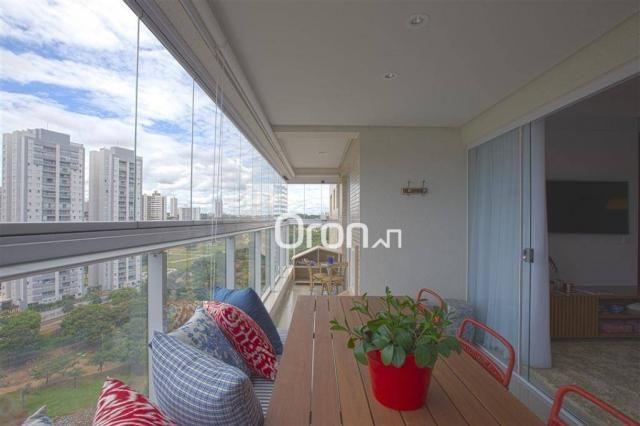 Apartamento com 3 dormitórios à venda, 118 m² por R$ 700.000,00 - Jardim Atlântico - Goiân - Foto 15