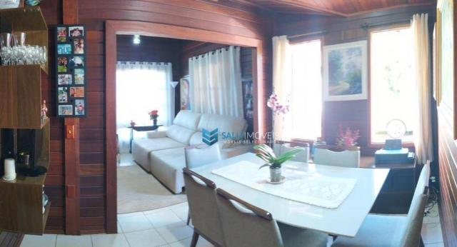 Casa com 3 dormitórios à venda, 170 m² por R$ 650.000,00 - Condomínio Saint Charbel - Araç - Foto 7