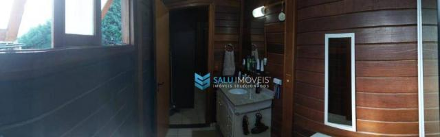 Casa com 3 dormitórios à venda, 170 m² por R$ 650.000,00 - Condomínio Saint Charbel - Araç - Foto 6
