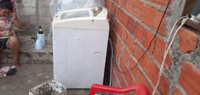 Maquina de lavar 11q não tá sentrifugando - Foto 4